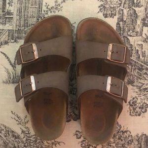 Little girl's Birkenstock Sandals